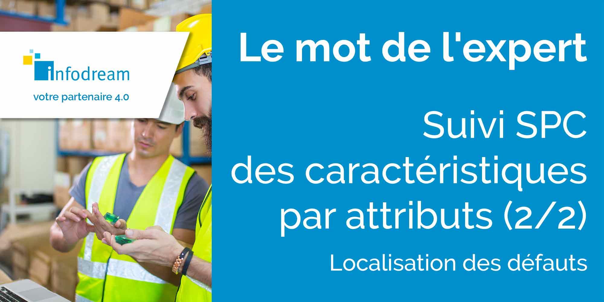Suivi Spc Des Caractéristiques Par Attributs (2/2)