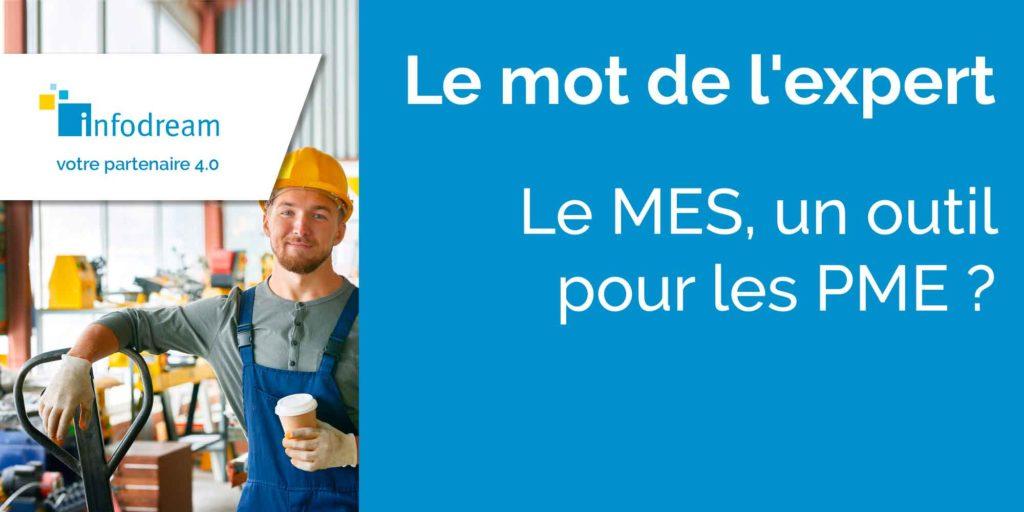 Le MES, un outil pour les PME et les ETI