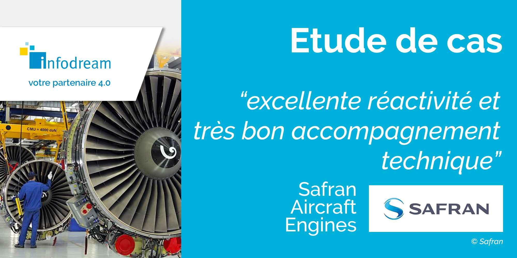 Etude De Cas : Utilisation Du SPC Chez Notre Client Safran Aircraft Engines