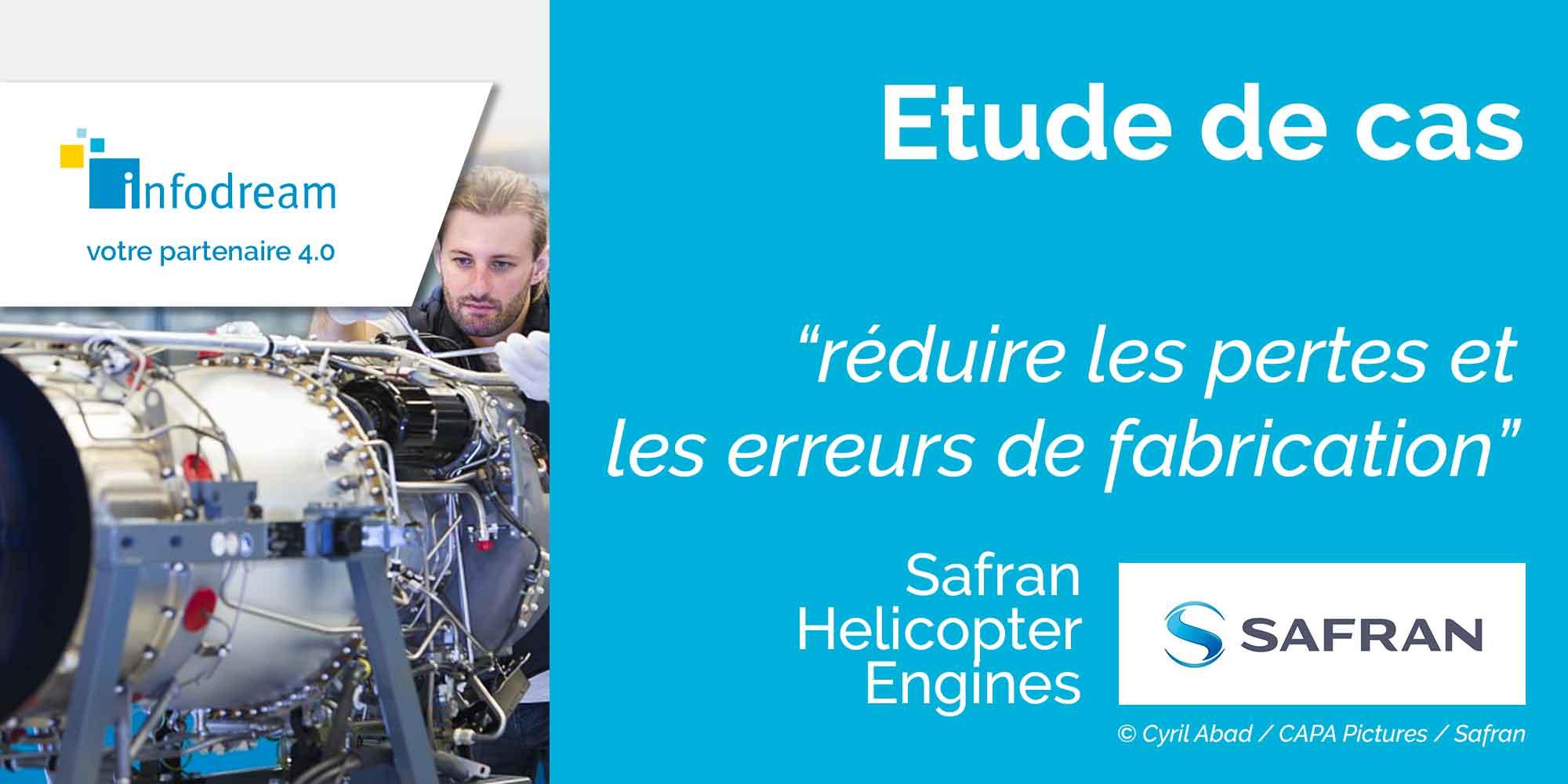 Etude De Cas : Utilisation Du SPC Chez Notre Client Safran Helicopter Engines