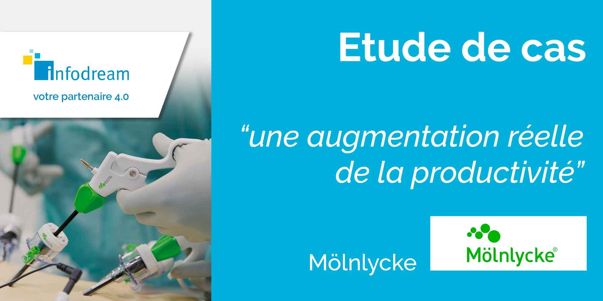 Etude De Cas : Utilisation Du MES Chez Notre Client Mölnlycke