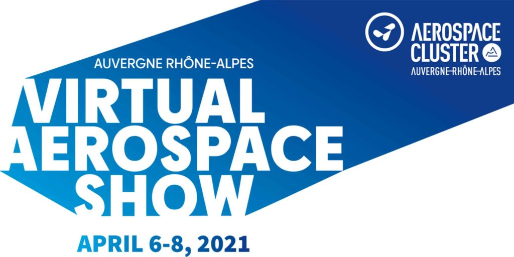 Infodream participe au Virtual aerospace show