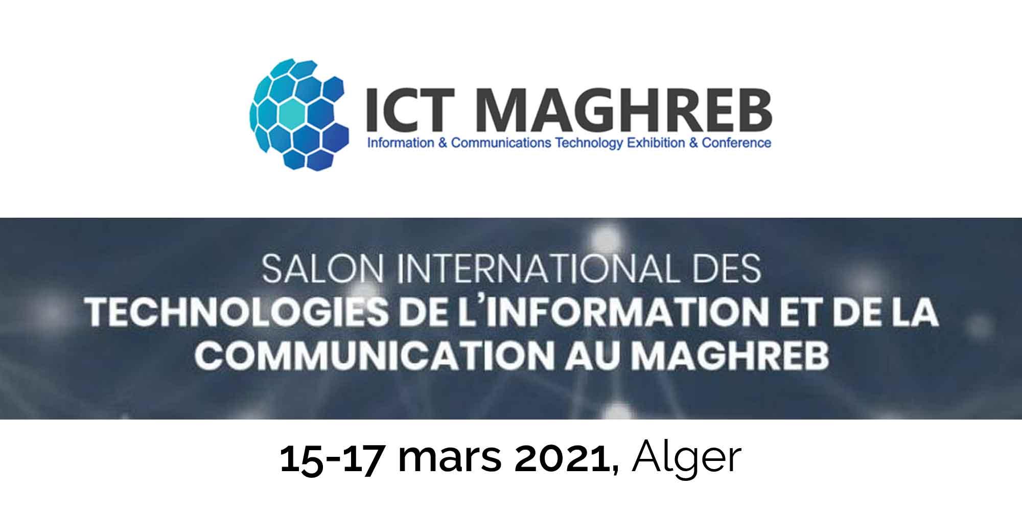 Découvrez Le MES Avec Infodream Sur ICT Maghreb Du 15 Au 17 Mars