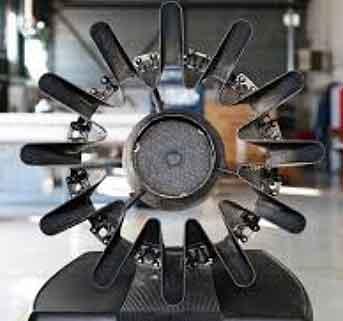 Pièce de turbine