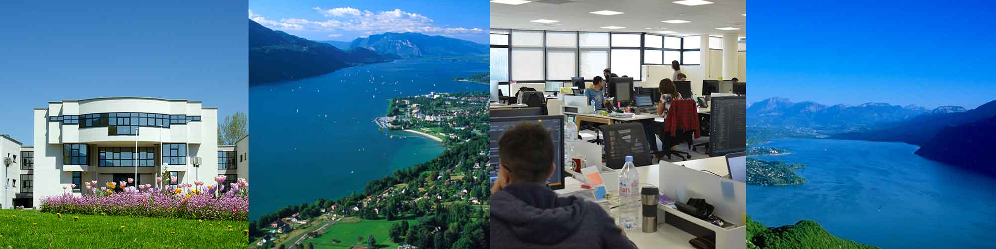 siège de la société Infodream à Aix-les-Bains