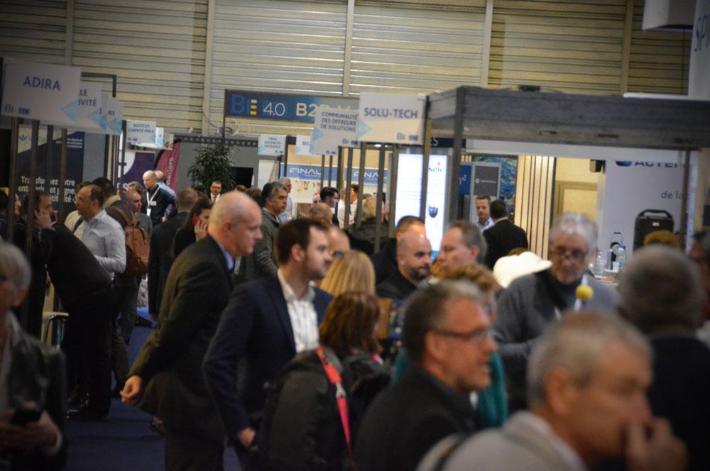 le salon BE 4.0 de Mulhouse consacré à l'industrie 4.0